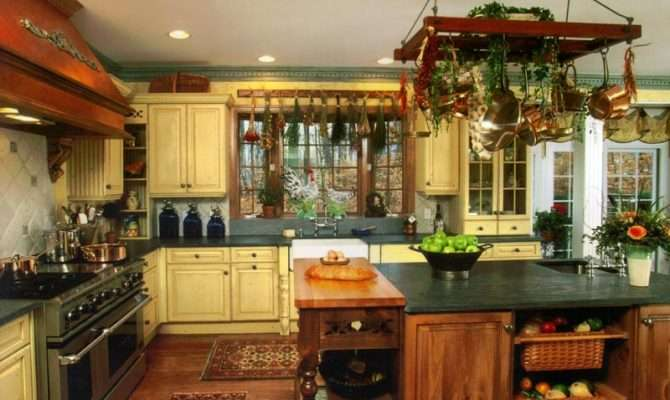 Kitchen English Country House Plans Big Isn Just
