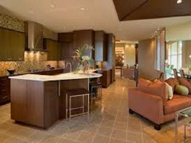 Kitchen Floor Plans Islands Island