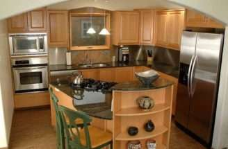Kitchen Floor Plans Islands Plan Ideas