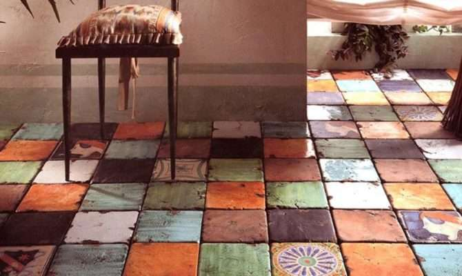Kitchen Flooring Ideas Tile