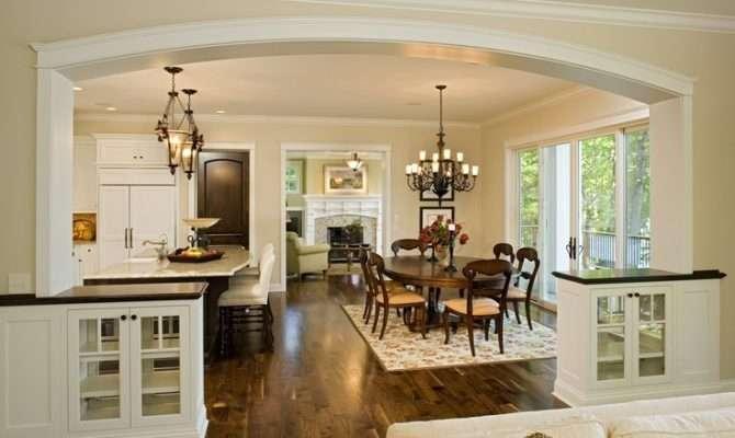 Kitchen Great Room Open Floor Plan Home Design Pinterest