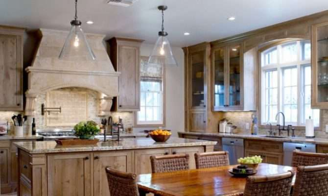 Kitchen Interior Design Trends Traditional Homes