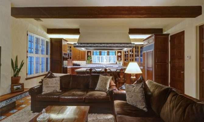 Kitchen Living Room Open Floor Plans