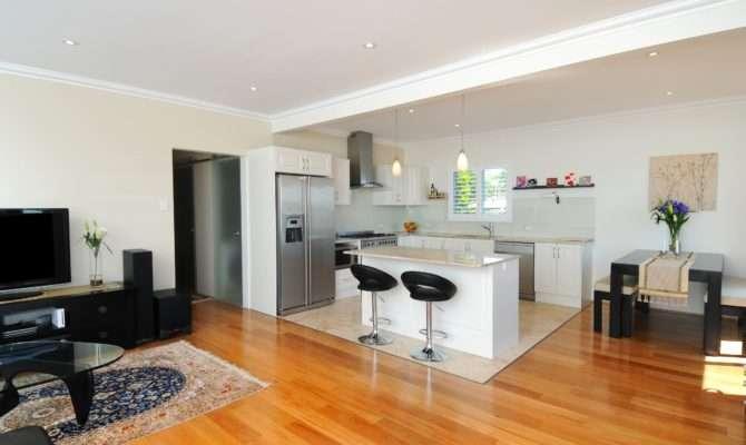Kitchen Open Plan Living