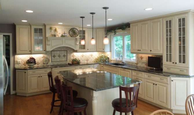 Kitchenmaster Designing Building Distinct Cabinetry Over