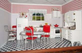 Kitchens Kitchen Nana Dollhouses Miniatures