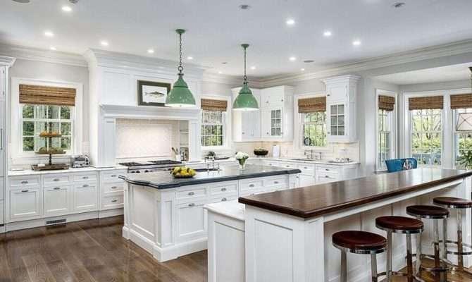 Kitchens Windows Allow Plenty Natural