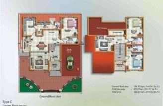 Koh Samui Villas Private Luxury Thailand Floor Plans