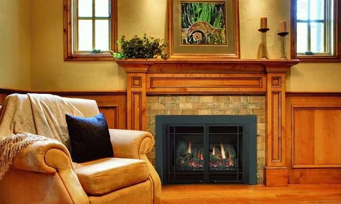 Kozy Heat Chaska Gas Fireplace Insert Fire Place Lawrence
