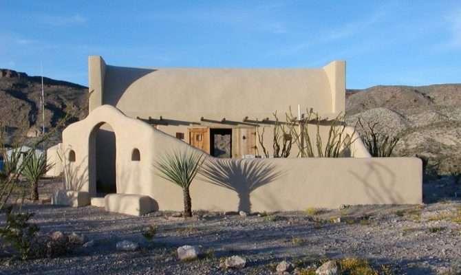 Lajitas Terlingua Adobe House Ranch Sale Big