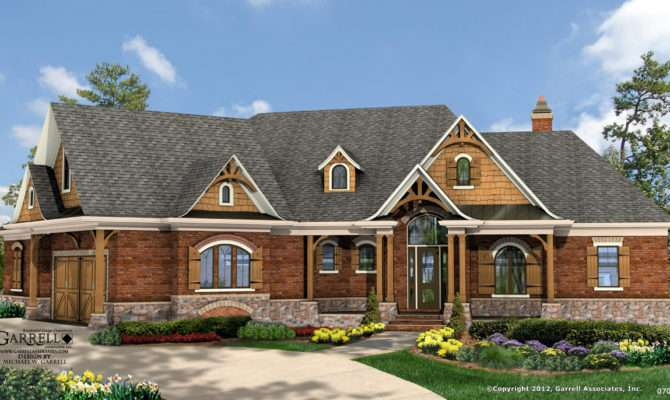 Lake Breeze Cottage House Plan Active Adult Plans