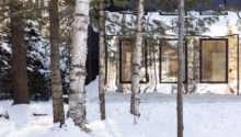 Lake Cottage Ontario Design Uufie Architects Tododesign