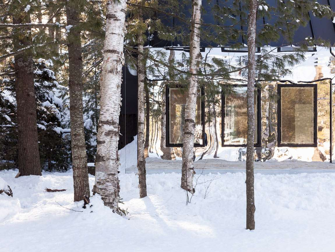 Lake Cottage Ontario Design Uufie Architects Tododesign