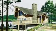 Lake Front House Plans Narrow Lot Beth