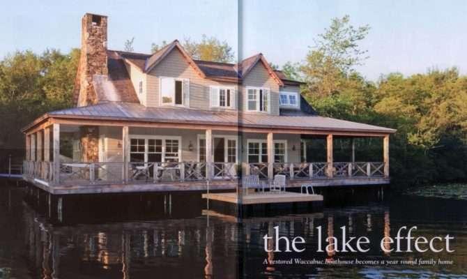 Lake Home Designs