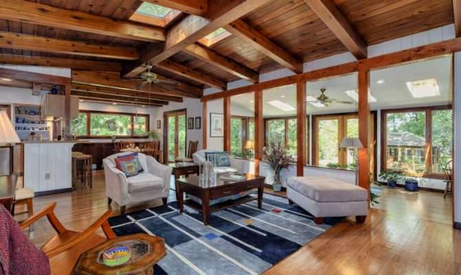 Lake Oswego One Story Craftsman Home Great Spaces