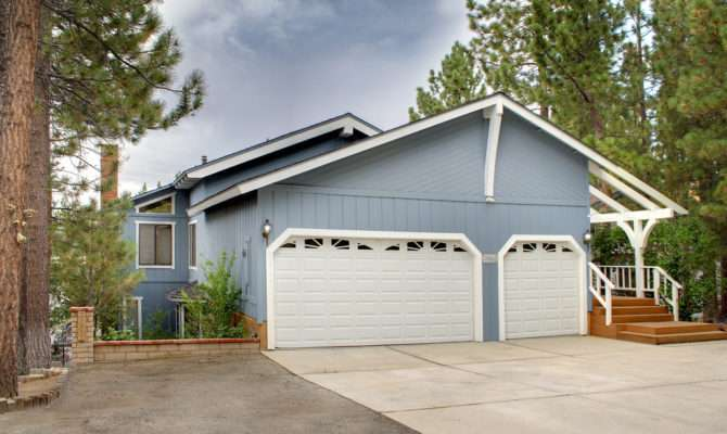 Lakefront Home Closes Escrow Lakeview Drive Big Bear Lake