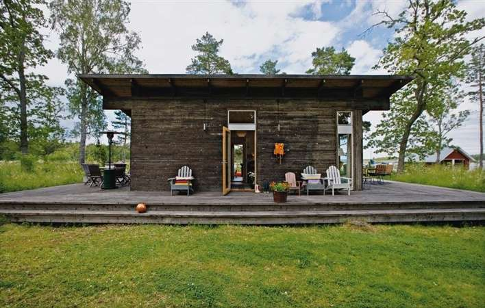 Lakeside Cottage Husosem Off Grid Mountain Somewhere Pinterest