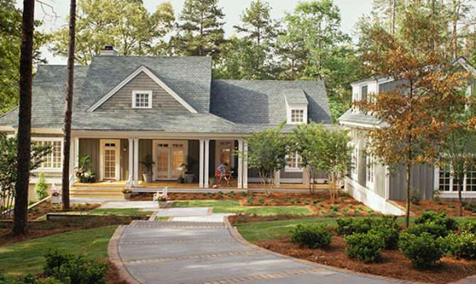 Lakeside Cottage William Phillips Southern Living