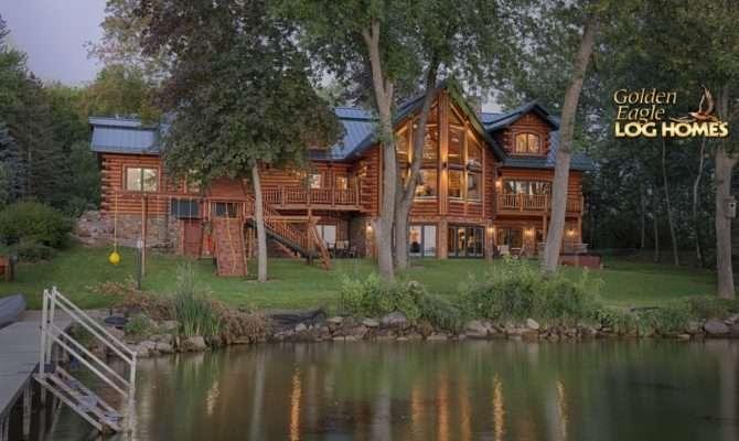 Lakeside Log Cabin Floor Plans Thefloors