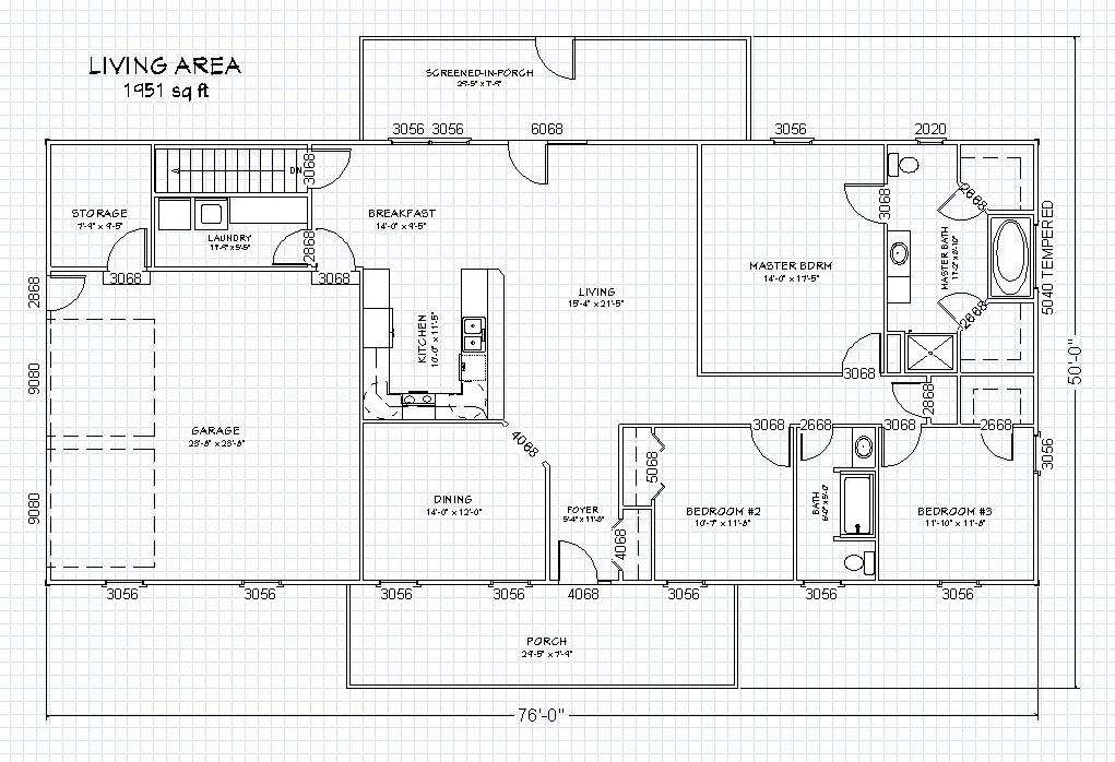 Lakeview Ranch Plan Traditional Walk Out Basement Plans