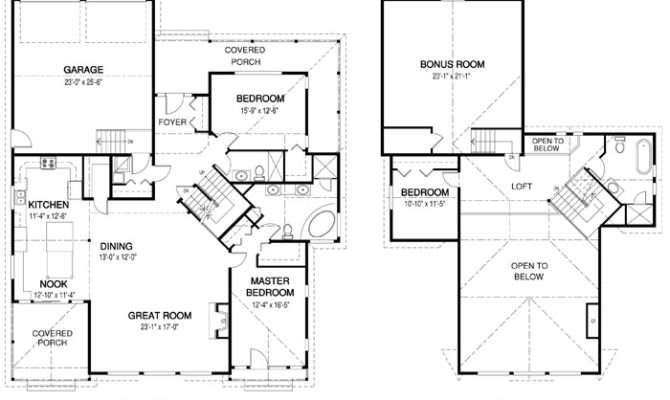 Landing Post Beam Award Winning Cedar Home Plans Frompo