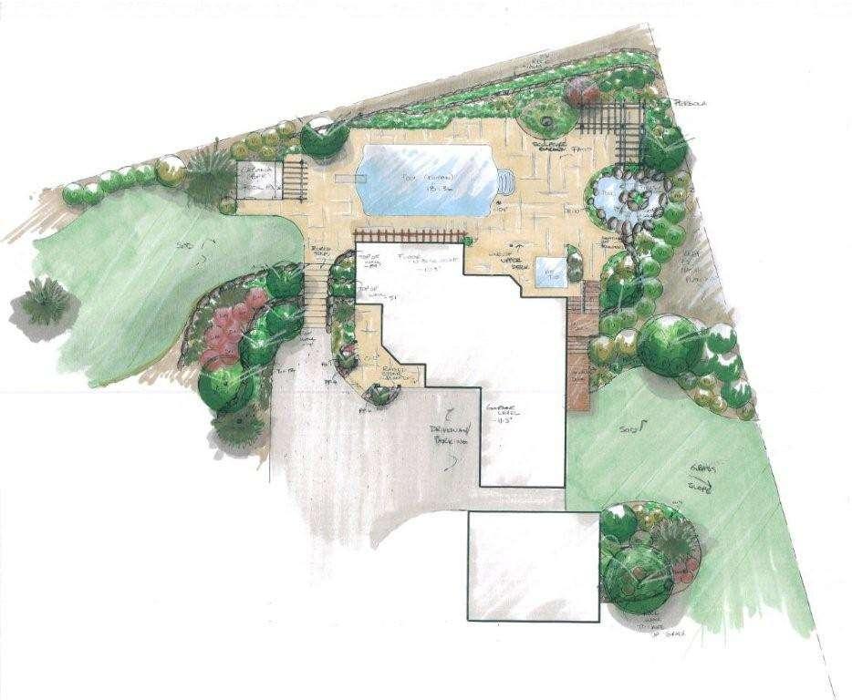Landscape Design Plans Related Keywords Suggestions