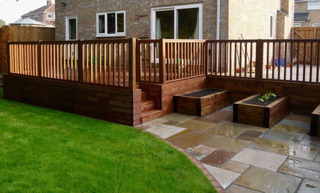 Landscape Garden Design Stockton Middlesbrough Darlington