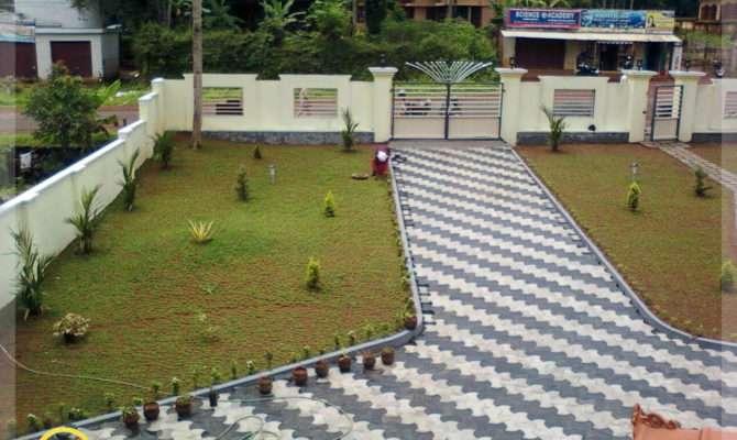Landscaping Design Ideas Kerala Home Floor Plans