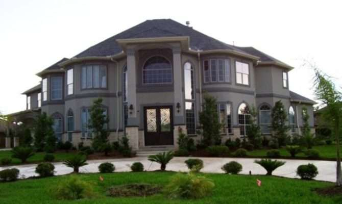 Landscaping Ideas Two Story House Pdf
