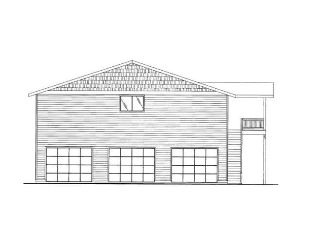Large Car Garage Plan Apartment Above Favething