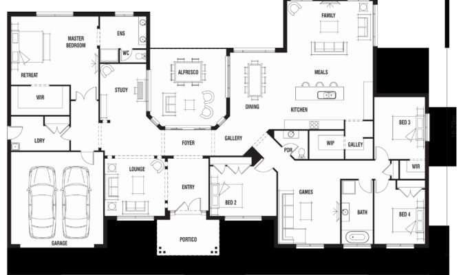 Large Home Plans Fresh House