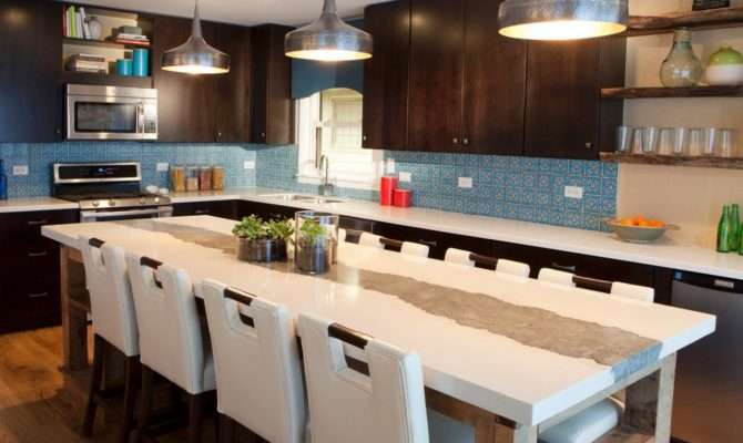Large Kitchen Islands Designs Choose Layouts