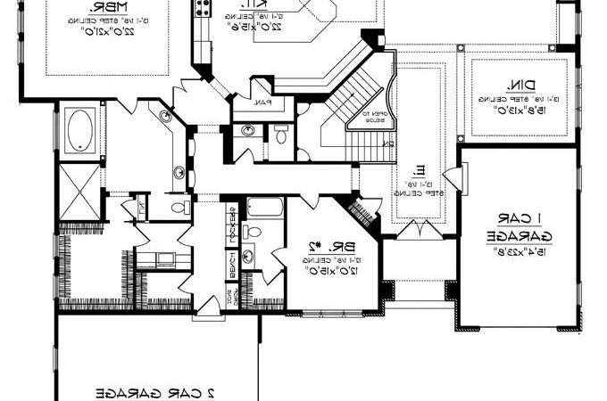 Large Luxury House Plans Best Design Ideas Homes