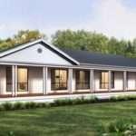Large Ranch Home Gable End Barn Pinterest