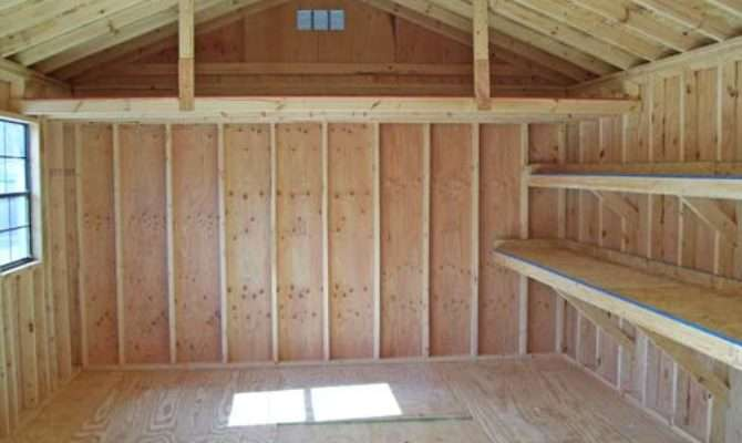 Large Shed Plans Picking Best Your Yard