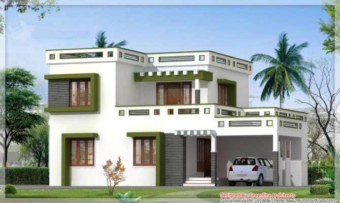 Latest House Models Kerala Homes Floor Plans