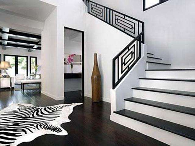 Latest Minimalist House Stairs Design