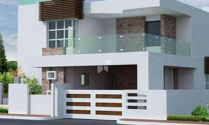Latest Modern House Front Designs Ghar Banavo