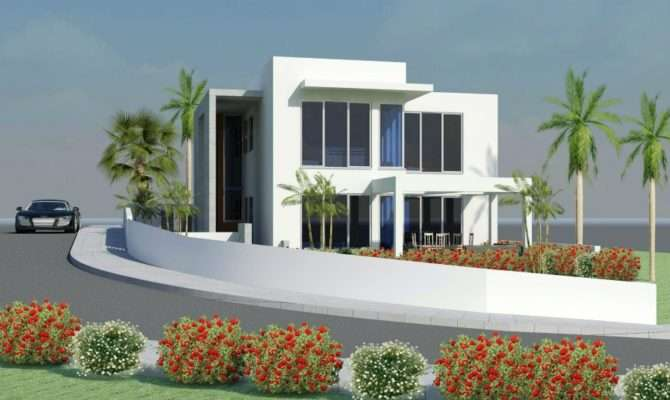 Latest New Modern Homes Designs Exterior Ideas