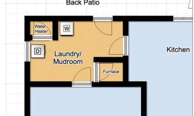 Laundry Mudroom Plans