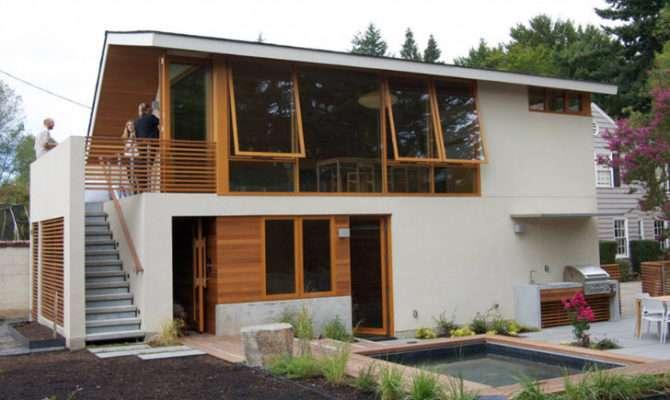 Laurelhurst Studio Path Architecture Inhabitat Green