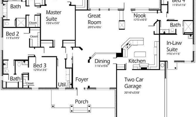 Law Floor Plans House Mother Suites