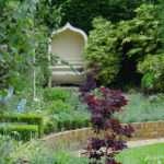 Lawn Gardens Victorian House Garden