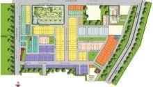 Layout Plan Hyde Park
