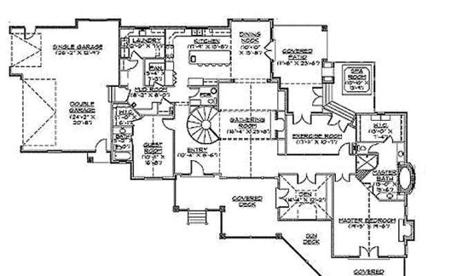 Leader Luxury Log Cabin Floor Plans Produces Designs