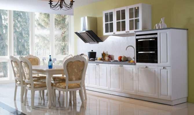 Leipzig Neoclassical Kitchen Cabinets Debao