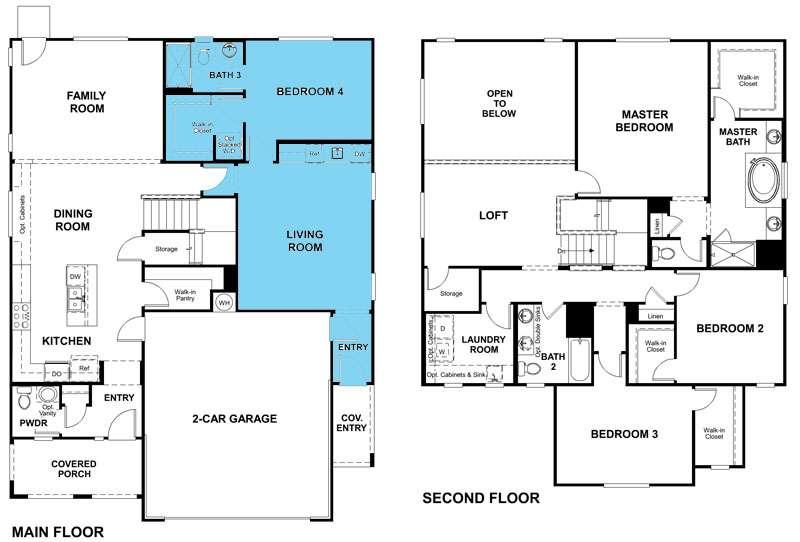 Lennar Multi Generational Homes Sale Las Vegas Fusion