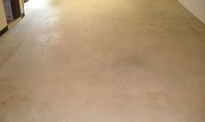Level Basement Floor New