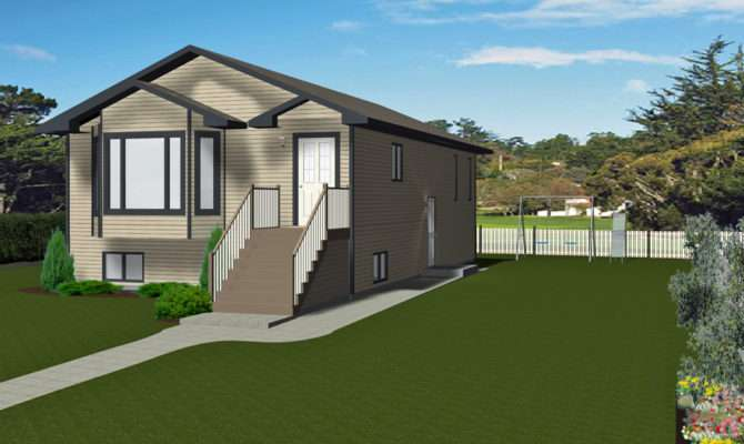 Level Home Plans Garage Edesignsplans